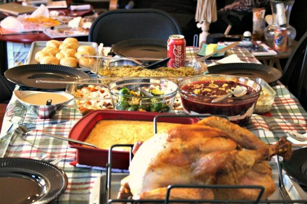 What to bring to a pot luck Thanksgiving dinner