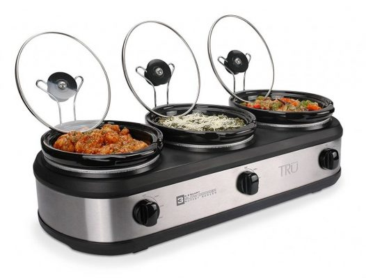 Electric Buffet Server for Gatherings and Parties