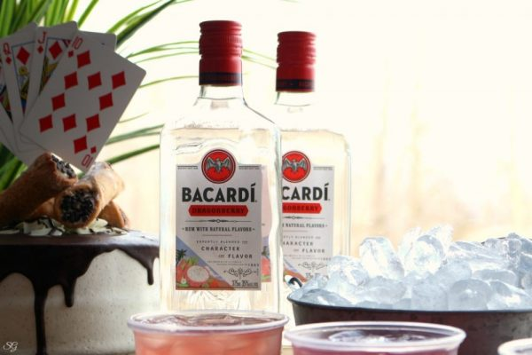 Bacardi Dragonberry Rum Cocktails