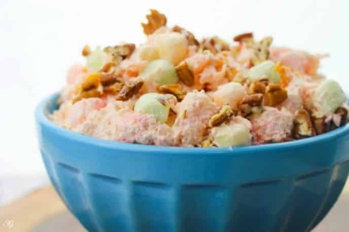 EASY! 3 Steps to Delicious Ambrosia Salad
