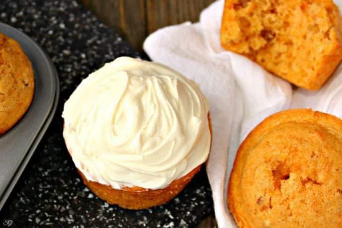 Easy Sweet Potato Muffin Recipe