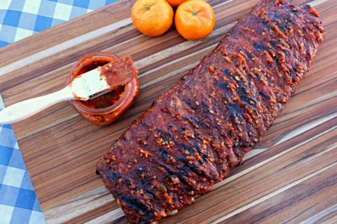 Grill Ribs Fast on Gas Grill