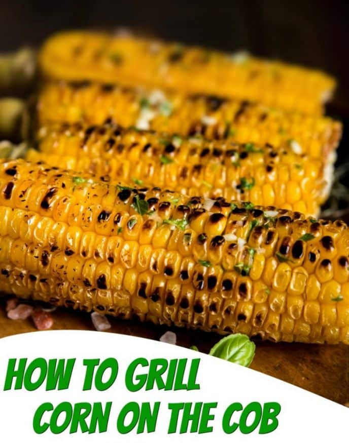How do you grill corn on the cob? Let's find out with this easy to follow tutorial! Grilling corn on the cob is real easy to do!