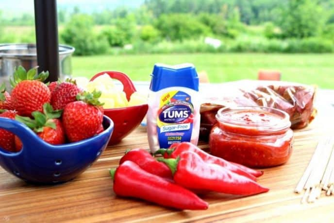 Spicy Strawberry BBQ Sauce Recipe