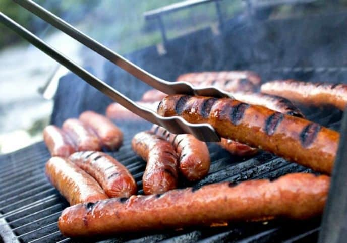 How do you grill hot dogs? Easy hot dog grilling tutorial!