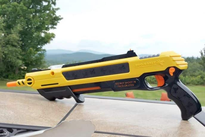 Bug A Salt Gun – Fly Eliminator – My Favorite BBQ Tool!