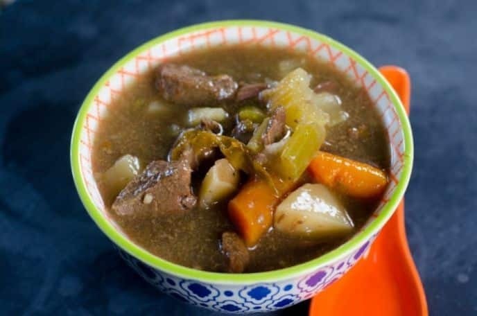 Beef Stew Instant Pot Recipe