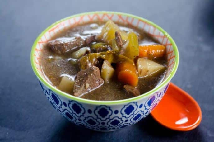 Learn how to make beef stew in your Instant Pot.
