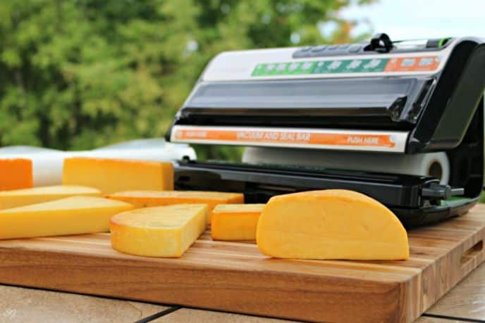 How to smoke cheese on a grill. Learn how easy it is to make smoke infused cheese on a barbecue grill and seal in the flavor with a vacuum sealer bag!