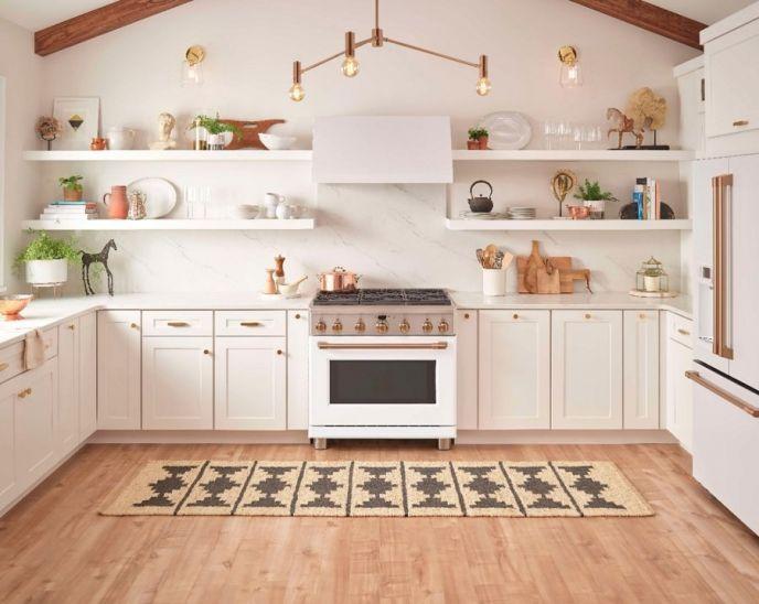 Dream kitchen, Café Matte Kitchen Appliance Collection by GE