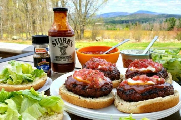 BBQ Taco Burgers – Taco Night Just Got A Whole Lot Better!