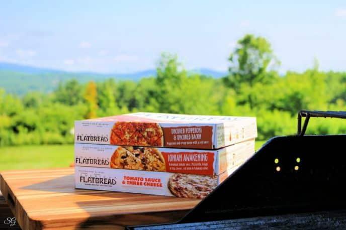 American Flatbread Frozen Pizzas