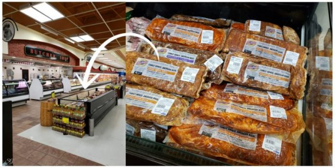 Hatfield Marinated Ribs at Price Chopper