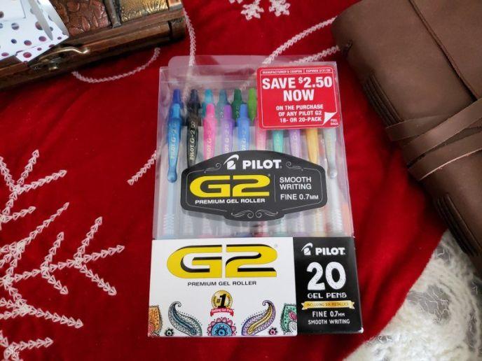 Pilot G2 Pen