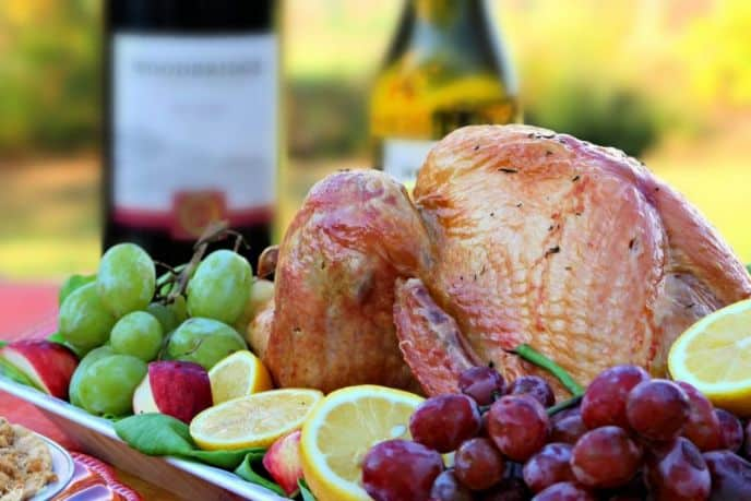 Thanksgiving turkey - tips for handling Thanksgiving day with family.